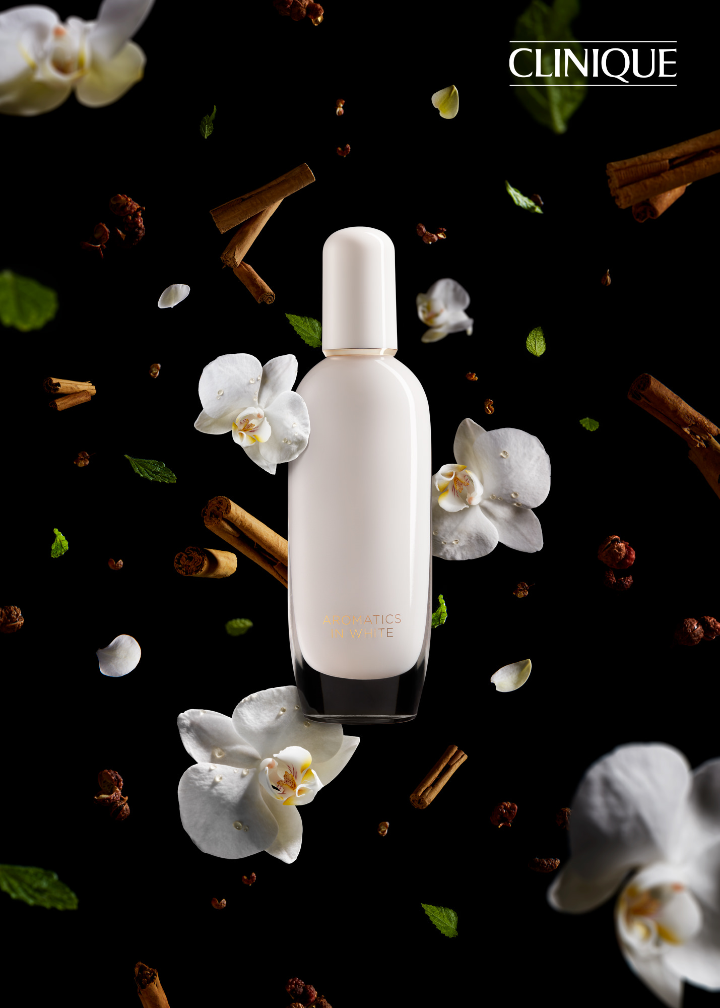 clinique aromatics ingredients fragrance advert