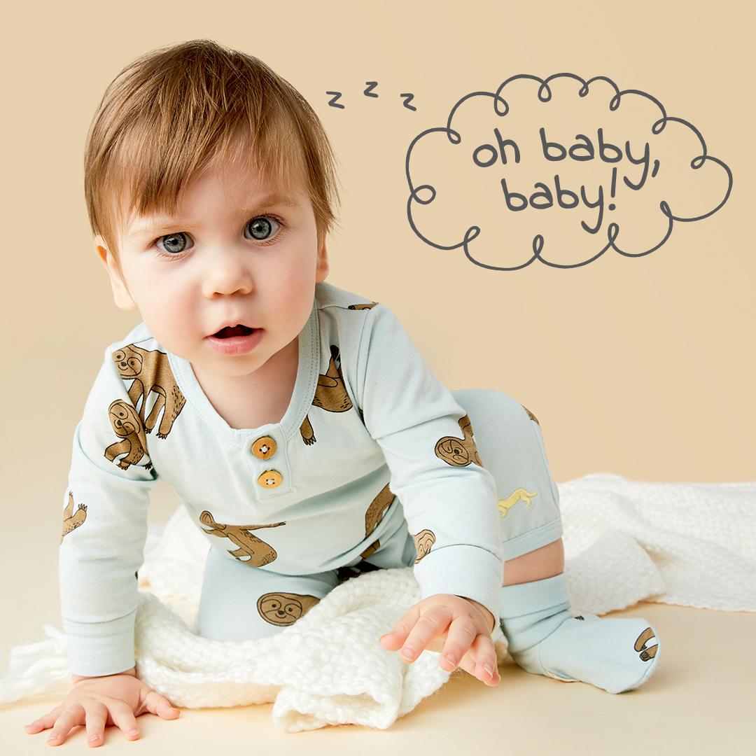 peter alexander organic baby range editorial