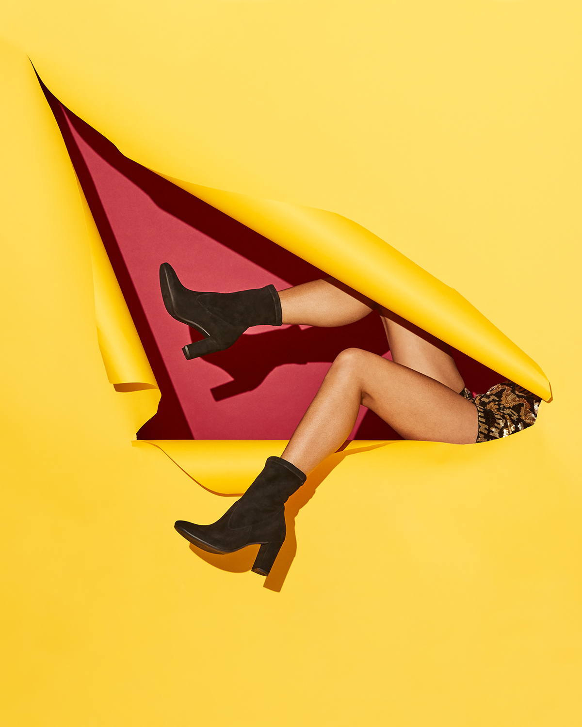 brightly coloured accessories lookbook shot at wow pictures