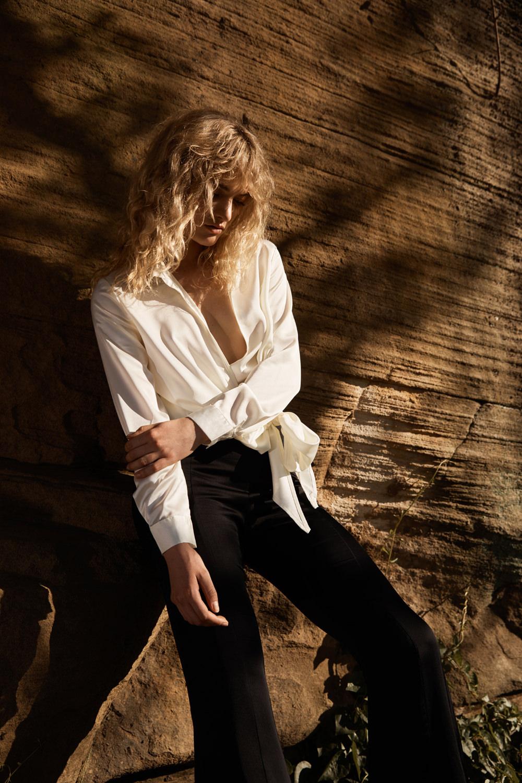 sydney summer female fashion editorial